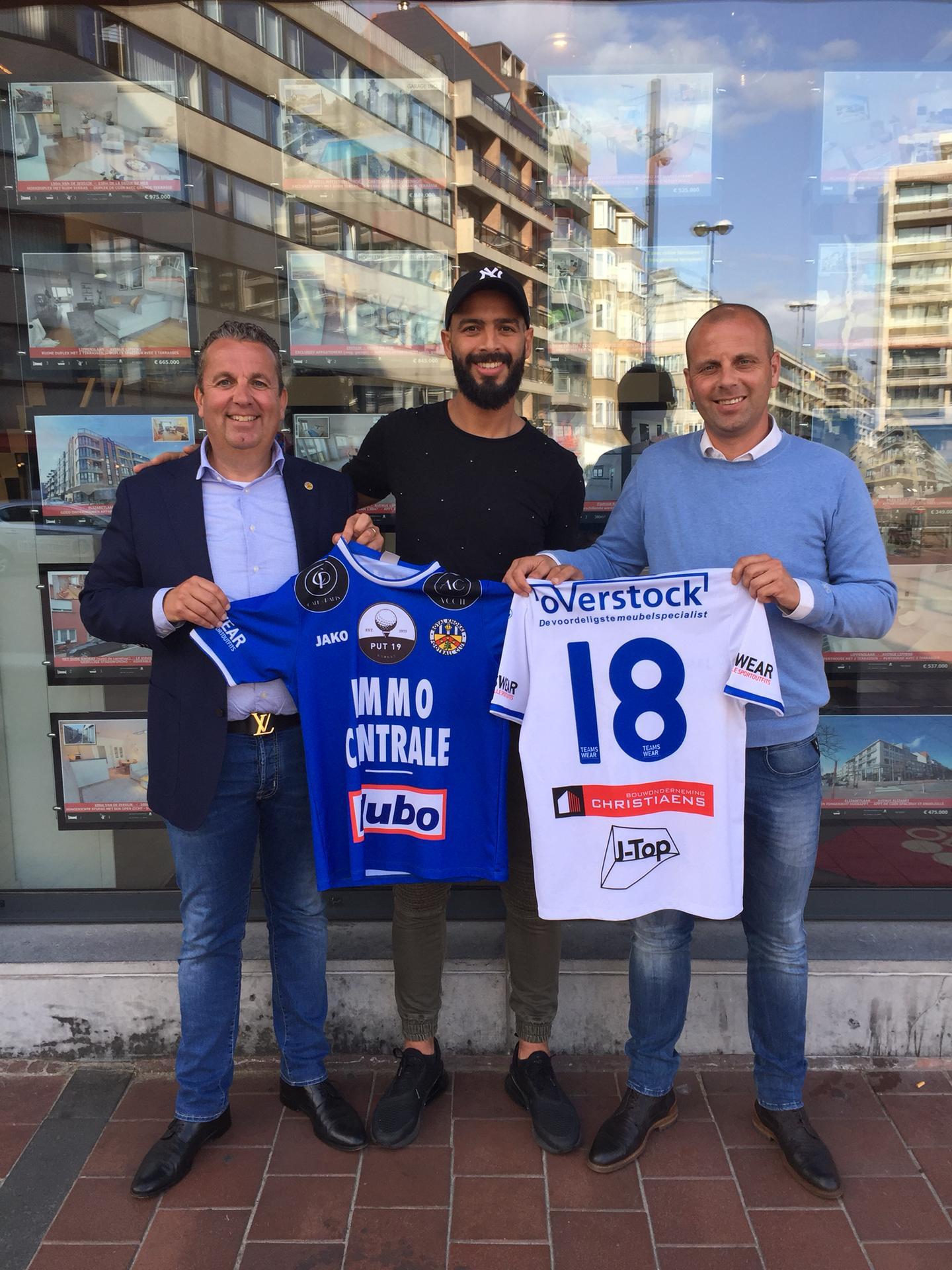 Abdelhakim Laref tekent voor 1 seizoen bij RKFC!