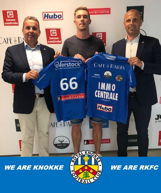 TRANSFERNIEUWS: Rik De Kuyffer tekent een contract voor twee seizoenen!