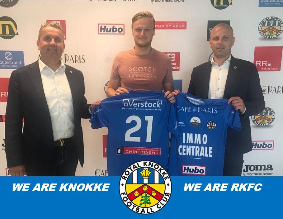 TRANSFERNIEUWS: Verdediger Gertjan Martens tekent een contract voor 2 seizoenen bij RKFC!
