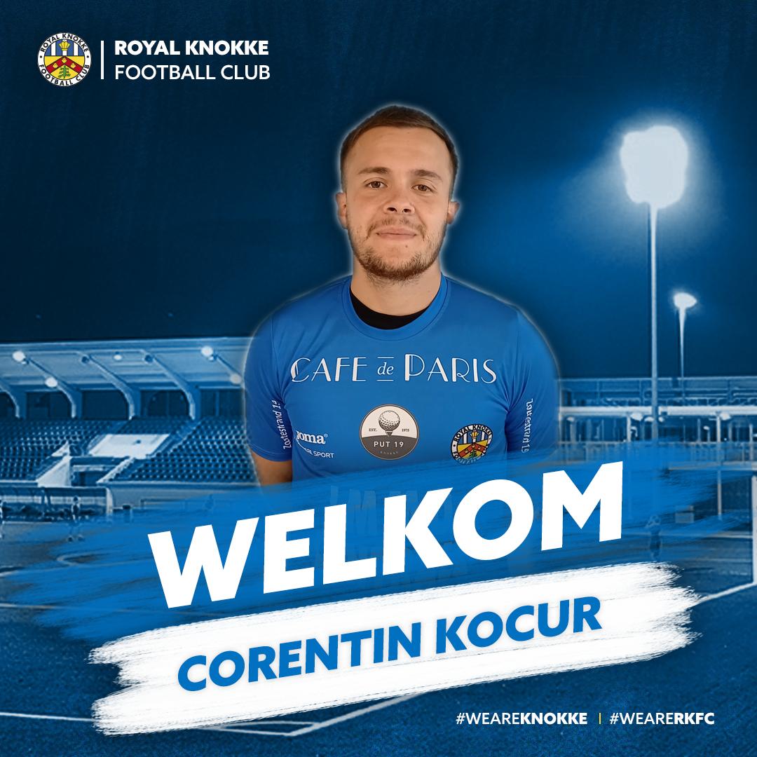 TRANSFERNIEUWS: Corentin Kocur tekent voor 2 seizoenen bij RKFC!