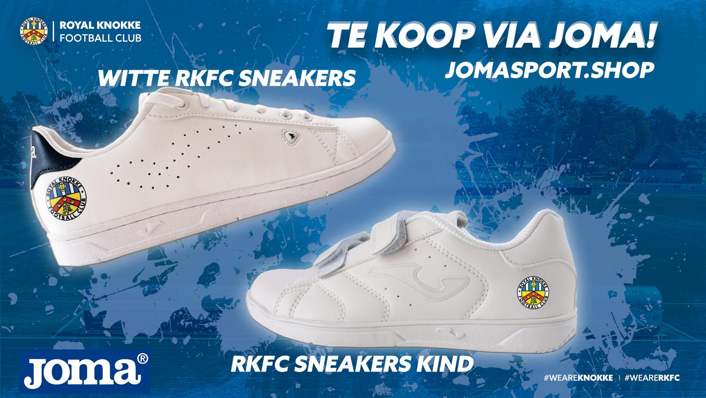 Bestel nu je RKFC sneakers!